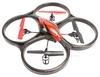 Квадрокоптер WL Toys V606 Cyclone Mini красный - фото 1