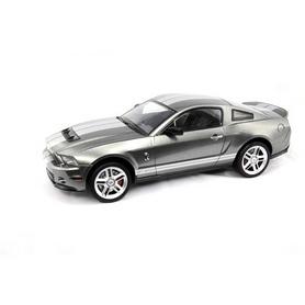 Фото 2 к товару Автомобиль радиоуправляемый Ford GT500 1:43 микро серый