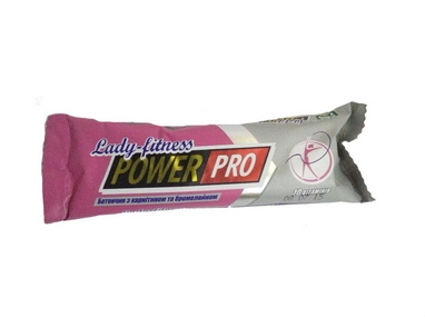 Батончик Power Pro Lady Fitness 50 г