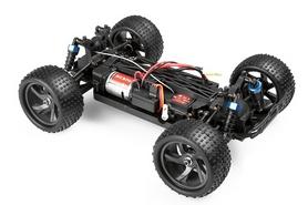 Фото 5 к товару Автомобиль радиоуправляемый Himoto Трагги Centro E18XTb Brushed 1:18 black