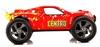 Автомобиль радиоуправляемый Himoto Трагги Centro E18XTr Brushed 1:18 red - фото 3