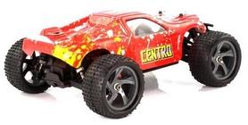Фото 4 к товару Автомобиль радиоуправляемый Himoto Трагги Centro E18XTr Brushed 1:18 red