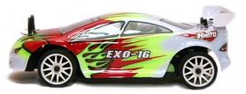 Фото 2 к товару Автомобиль радиоуправляемый Himoto EXO-16 HI4182g Brushed 1:16 green