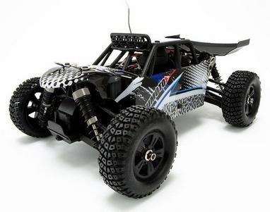 Автомобиль радиоуправляемый Himoto Багги Barren E18DBL Brushless 1:18 black