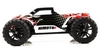 Автомобиль радиоуправляемый Himoto Монстр Bowie E10MTb Brushed 1:10 black - фото 3