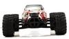 Автомобиль радиоуправляемый Himoto Монстр Bowie E10MTb Brushed 1:10 black - фото 4