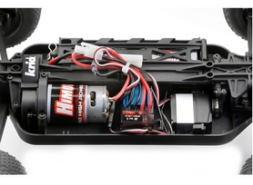 Фото 5 к товару Автомобиль радиоуправляемый Himoto Монстр Bowie E10MTb Brushed 1:10 black