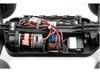 Автомобиль радиоуправляемый Himoto Монстр Bowie E10MTb Brushed 1:10 black - фото 5