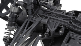 Фото 8 к товару Автомобиль радиоуправляемый Himoto Монстр Bowie E10MTb Brushed 1:10 black