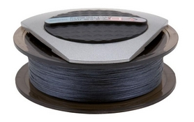 Фото 3 к товару Шнур Nomura Sensum 8X Braid 110 м 0.128 мм 13 кг серый