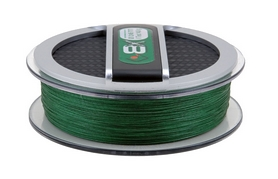 Фото 2 к товару Шнур Nomura Sensum 8X Braid 150 м 0.24 мм 23 кг зеленый