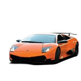 Фото 2 к товару Автомобиль радиоуправляемый Lamborghini LP670 1:43 микро оранжевый