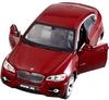 Автомобиль радиоуправляемый Meizhi BMW X6 1:24 красный - фото 2
