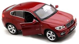 Фото 3 к товару Автомобиль радиоуправляемый Meizhi BMW X6 1:24 красный