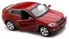 Автомобиль радиоуправляемый Meizhi BMW X6 1:24 красный - фото 3