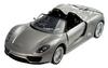 Автомобиль радиоуправляемый Meizhi Porsche 918 1:24 серый - фото 1