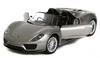Автомобиль радиоуправляемый Meizhi Porsche 918 1:24 серый - фото 3