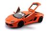 Автомобиль радиоуправляемый Meizhi Lamborghini LP700 1:24 оранжевый - фото 2