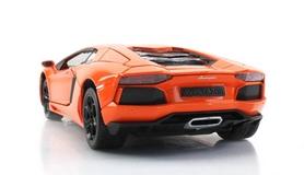 Фото 4 к товару Автомобиль радиоуправляемый Meizhi Lamborghini LP700 1:24 оранжевый