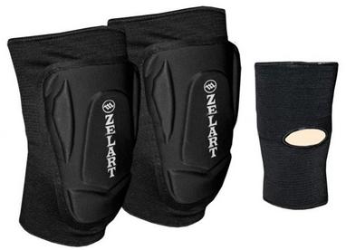 Наколенники для волейбола ZLT ZK-4208-BLK черные