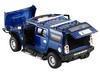 Автомобиль радиоуправляемый Meizhi Hummer H2 1:24 синий - фото 3