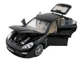 Автомобиль радиоуправляемый Meizhi Porsche Panamera 1:18 черный