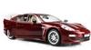 Автомобиль радиоуправляемый Meizhi Porsche Panamera 1:18 красный - фото 2