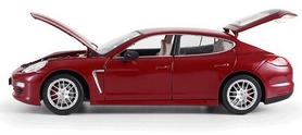Фото 4 к товару Автомобиль радиоуправляемый Meizhi Porsche Panamera 1:18 красный