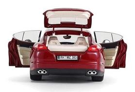 Фото 6 к товару Автомобиль радиоуправляемый Meizhi Porsche Panamera 1:18 красный