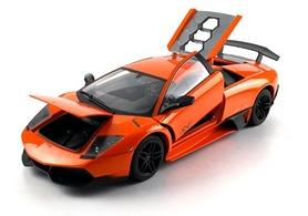 Фото 2 к товару Автомобиль радиоуправляемый Meizhi Lamborghini LP670-4 SV 1:18 оранжевый