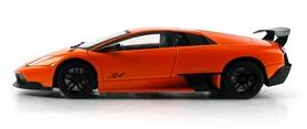 Фото 4 к товару Автомобиль радиоуправляемый Meizhi Lamborghini LP670-4 SV 1:18 оранжевый