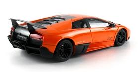 Фото 5 к товару Автомобиль радиоуправляемый Meizhi Lamborghini LP670-4 SV 1:18 оранжевый