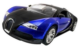 Автомобиль радиоуправляемый Meizhi Bugatti Veyron 1:14 синий