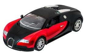 Фото 2 к товару Автомобиль радиоуправляемый Meizhi Bugatti Veyron 1:14 красный