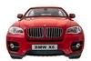 Автомобиль радиоуправляемый Meizhi BMW X6 1:14 красный - фото 5