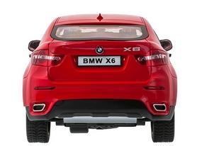 Фото 6 к товару Автомобиль радиоуправляемый Meizhi BMW X6 1:14 красный