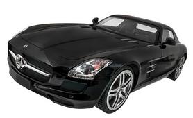Фото 1 к товару Автомобиль радиоуправляемый Meizhi Mercedes-Benz SLS AMG 1:14 черный
