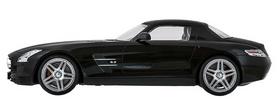 Фото 4 к товару Автомобиль радиоуправляемый Meizhi Mercedes-Benz SLS AMG 1:14 черный