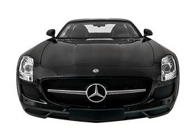 Фото 5 к товару Автомобиль радиоуправляемый Meizhi Mercedes-Benz SLS AMG 1:14 черный