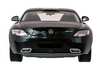 Автомобиль радиоуправляемый Meizhi Mercedes-Benz SLS AMG 1:14 черный - фото 6