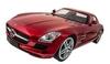 Автомобиль радиоуправляемый Meizhi Mercedes-Benz SLS AMG 1:14 красный - фото 1