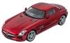 Автомобиль радиоуправляемый Meizhi Mercedes-Benz SLS AMG 1:14 красный - фото 2