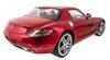 Автомобиль радиоуправляемый Meizhi Mercedes-Benz SLS AMG 1:14 красный - фото 3
