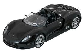 Фото 2 к товару Автомобиль радиоуправляемый Meizhi Porsche 918 1:14 черный