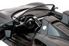 Автомобиль радиоуправляемый Meizhi Porsche 918 1:14 черный - фото 7