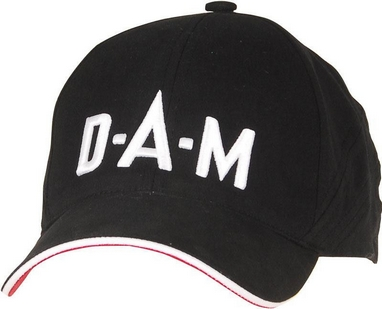 Кепка DAM черная