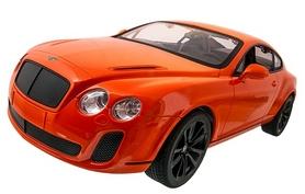 Автомобиль радиоуправляемый Meizhi Bentley Coupe 1:14 оранжевый