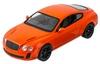 Автомобиль радиоуправляемый Meizhi Bentley Coupe 1:14 оранжевый - фото 2