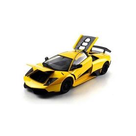 Фото 3 к товару Автомобиль радиоуправляемый Meizhi Lamborghini LP670-4 SV 1:10 желтый