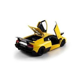 Фото 5 к товару Автомобиль радиоуправляемый Meizhi Lamborghini LP670-4 SV 1:10 желтый